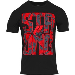 "Prosupps T-shirt STRONG ""L"" black"