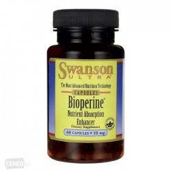Swanson Bioperine 10mg 60caps