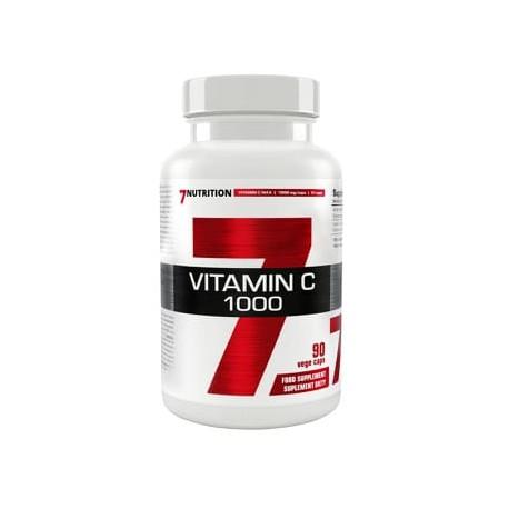 7nutrition Vitamian C 1000mg 90caps