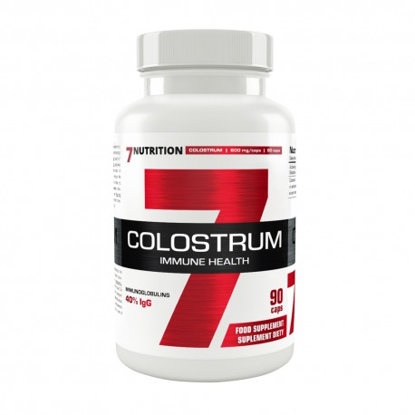 7nutrition COLOSTRUM (BOVINE) 600mg – 90 caps