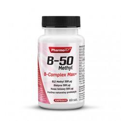 Pharmovit B50 Methyl B-complex 60caps