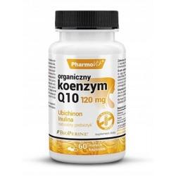 Pharmovit Koenzym Q10 Ubichinion 120mg 60caps