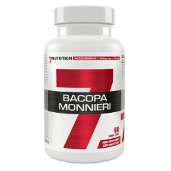7nutrition Bacopa Monnieri 60caps