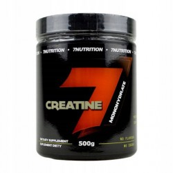 7nutrition Creatine Monohydrate 500g