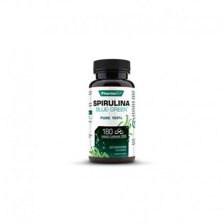 Pharmovit Spirulina Ble -Green 180caps