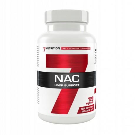 7Nutrition NAC 700mg 120caps