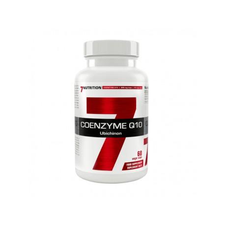 7Nutrition Coenzyme Q10 Ubichinon - 60 kaps.