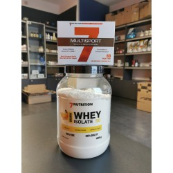 7nutrition Whey Isolate 1kg+ Multisport